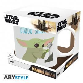 STAR WARS Mug thermo-réactif Dark Vador Grand contenant