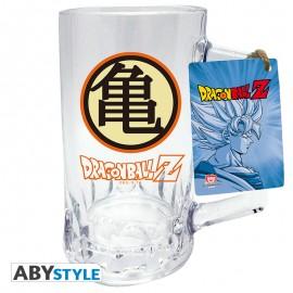ONE PIECE Heat change mug Luffy & Ace King size